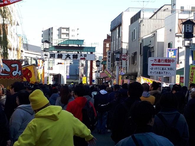 川崎大師_表参道
