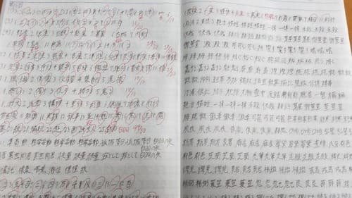 漢検準1級の勉強ノート