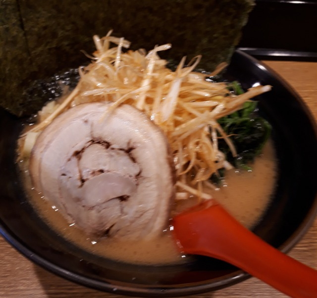 武松屋(ラーメン)