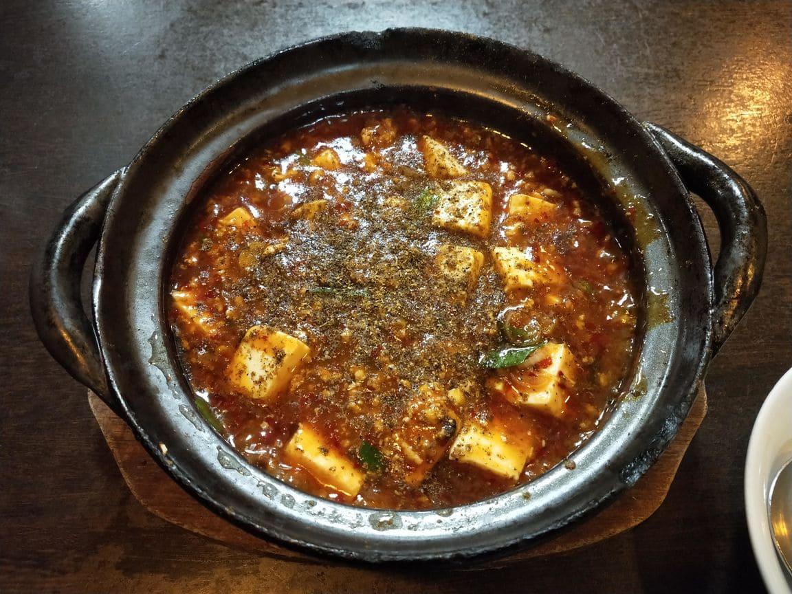 成喜麻婆豆腐