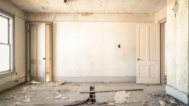 空虚な部屋の画像