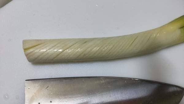 豆腐炒飯(長ネギみじん切り)